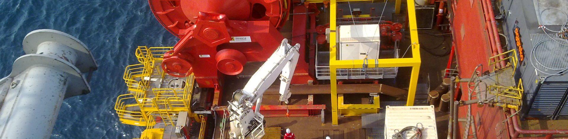 Maintenance services offshore